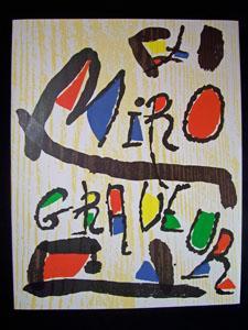 Miro Engraver I 1928 - 1960: Dupin, Jacques