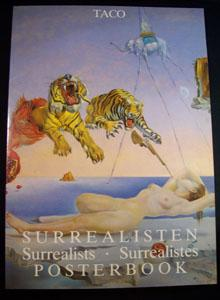 Surrealisten (Surrealists-Surrealistes) Posterbook