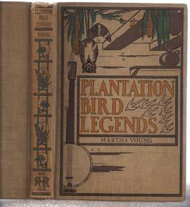 Plantation Bird Legends: Young, Martha (Eli Sheppard)
