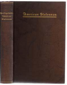 Herringshaw's American Statesman and Public Official Year Book 1915: Herringshaw, Thomas ...