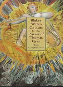Blake's Water-Colours for the Poems of Thomas Gray: With Complete Texts (Dover Fine Art, History ...