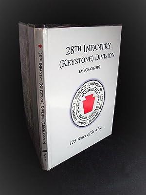 28th Infantry (Keystone) Division: Mechanized