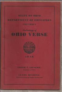 Anthology of Ohio Verse 1946