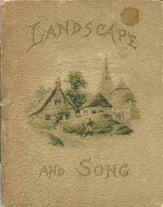 Landscape and Song: Nesbit, Edith