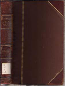 Guerre Moderne: Service D'Etat-Major: Guyenot, J.