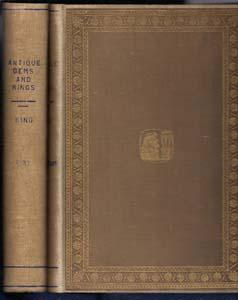 Antique Gems and Rings (Two Volumes)