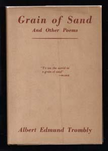 Grain of Sand and Other Poems: Trombly, Albert Edmund
