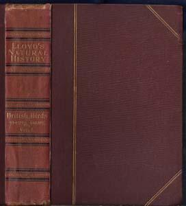 A Handbook to the Birds of Great Britain. Volume I Only.: Sharpe, R. Bowdler