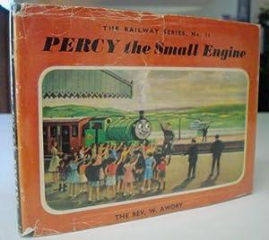 Percy, The Small Engine (Railway Series, No.: AWDRY, The Rev