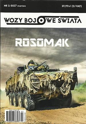 KTO ROSOMAK POLISH ARMY WHEELED ARMORED VEHICLE: Kwasek, Tomasz