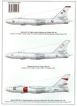 ILYUSHIN IL-28 BEAGLE. VOL. II: DESIGN AND SCALE PLANS. (Militaria monograph # 297): Nikolay ...