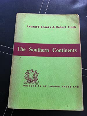 Columbus Regional Geographies; The Southern Continents; Senior: Brooks, Leonard; Robert,