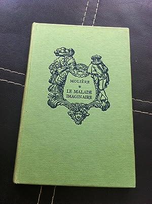 Le Malade Imaginaire (Harrap's French Classics): Moliere; Ledesert, R.P.L.