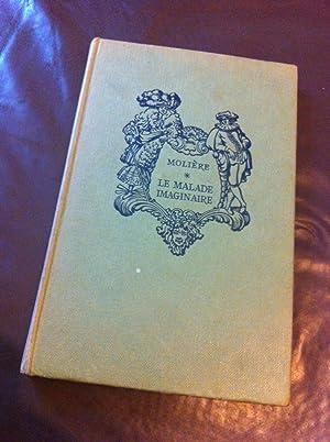Le Malade Imaginaire (Harrap's French Classics): Moliere, R.P.L. Ledesert