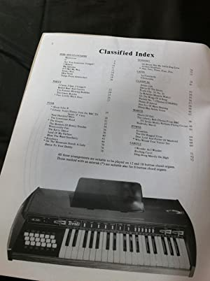 Family Chord Organ Book For 8 , 12 And 18 Chord Button Models - Book V (5) (Five): Skewes, Hornby