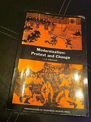 Modernization: Protest and Change [Paperback]: Eisenstadt, S N