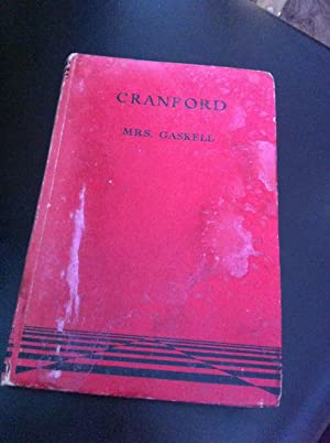 Cranford (Foulsham's Boy and Girl Fiction library): Gaskell, Mrs