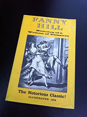 Fanny Hill Memoirs Of A Women Of: Cleland, John
