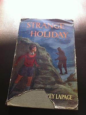 STRANGE HOLIDAY: LAPAGE, GEOFFREY