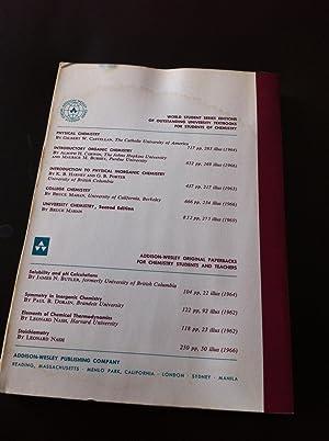 DEDUCTIVE ORGANIC CHEMISTRY, A SHORT COURSE: KENNETH CONROW, RICHARD N. MCDONALD