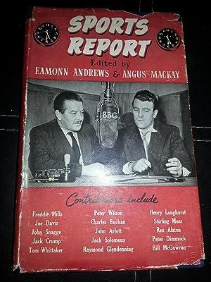 Sports report: Andrews, Eamonn; Mackay,