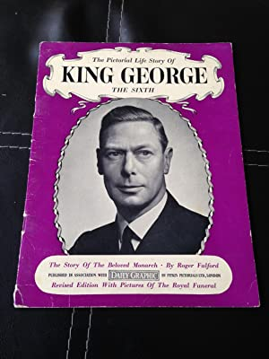 The pictorial life story of King George: unknown