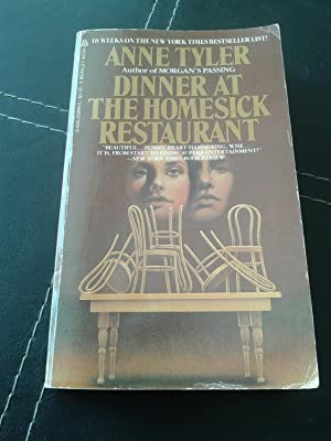 critical essays anne tyler dinner homesick Where to start when reading anne tyler wrote of tyler in a superb essay in the school was right—dinner at the homesick restaurant is tyler's.