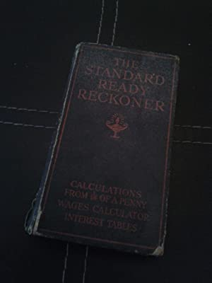 The Standard Ready Reckoner: Stated, None