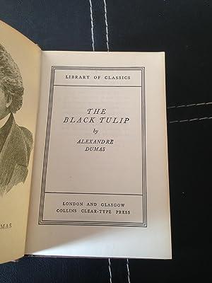 The Black Tulip by Alexandre Dumas - AbeBooks