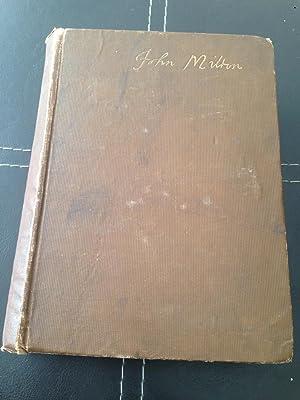 The Poetical Works of John Milton -: John Milton