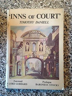 Inns of Court: Daniell, Timothy