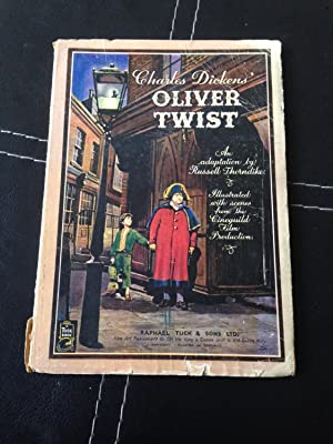 Charles dickens oliver twist book value