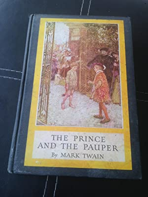 The Prince and the Pauper a Tale: Twain Mark, illustrated