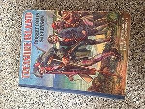 Treasure Island: Stevenson Robert Louis,