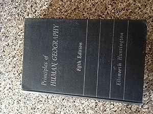 Principles of Human Geography: Huntington, E.