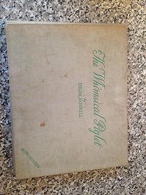 The Whimsical Piglet: Boswell, Hilda (Written;