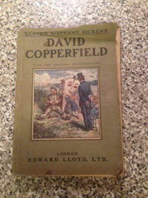 David Copperfield with the Original Illustrations (Lloyd?s: Charles Dickens, illustrated