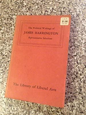 The Political Writings of James Harrington