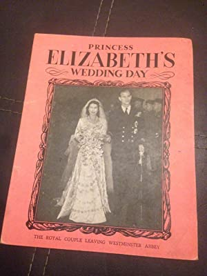 Princess Elizabeth's Wedding Day: Knox, Collie et