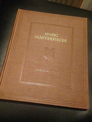 Music Masterpieces Volume 6 (Six) : Gems: Pitt, Percy (edited
