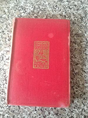 English Essays: A Representative Anthology: Robb, W. Cuthbert