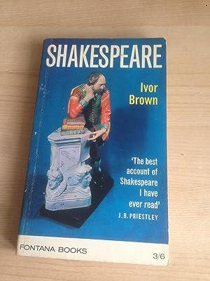 Shakespeare (Fontana books): Brown, Ivor John