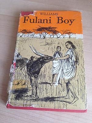Fulani boy: Williams, Harry