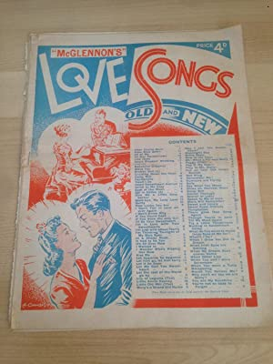 McGlennon ?s Love Songs Old and New: McGlennon, Felix