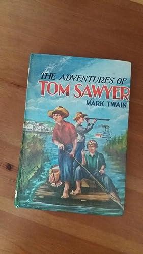Adventures of Tom Sawyer: Twain, Mark.