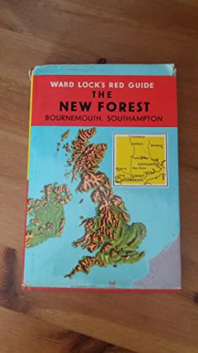 Bournemouth New Forest Southampton (Red Guide) by: Lock, Ward
