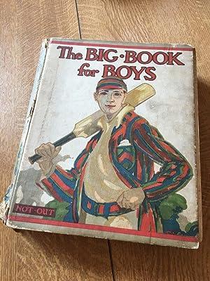 The Big Book for Boys ? Not: Strang, Herbert (Ed);