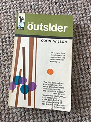 The Outsider by Colin Wilson: Colin Wilson