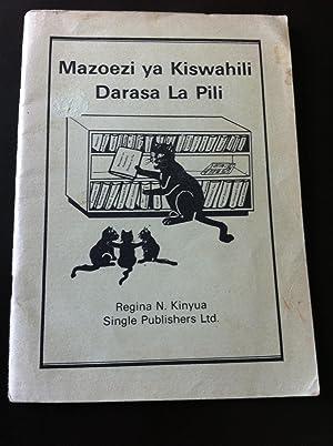 Mazoezi ya Kiswahili Darasa La Pili: Kinyua, Regina N.