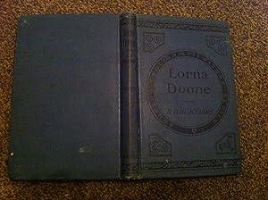 Lorna Doone; a novel: Blackmore, R. D.